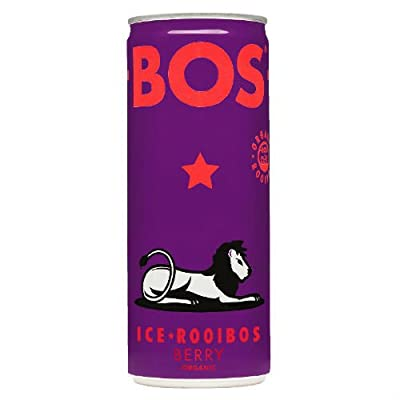 BOS Ice Rooibos Fruits Rouges 250 ml