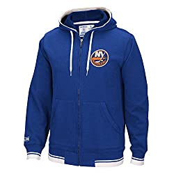 NHL New York Islanders Mens CCM Fashion Fleece Sweatshirt, Medium, Navy