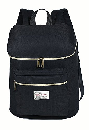 fsliving-bagpack-bags-practical-travel-bags-schoolbags-up-to-17-inches-black