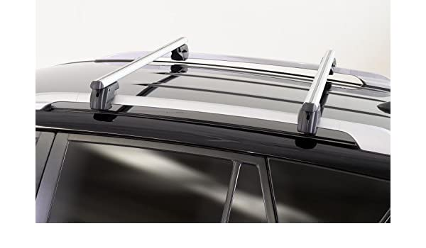 Alu Relingträger VDP Rio 120 VW Caddy ab 2008 Dachträger bis 75kg abschließbar