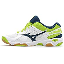 Mizuno Wave twister 4, verde