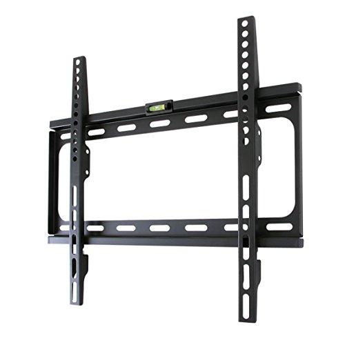 Soporte de pared universal fijo para monitores o televisores LED, OLED, LCD, Plasma de 26' hasta 50', max. 30 Kg, VESA 400X400 mm