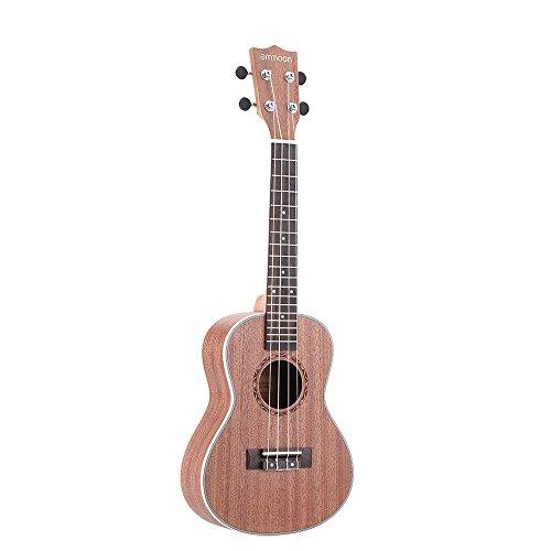 ammoon-24-sapeli-ukulele-4-saiten-mit-palisander-griff-weiss-brims-musical-instrument-heiligabend-ta