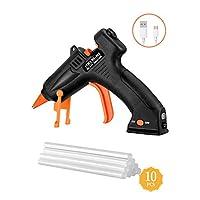 TOPELEK Cordless Glue gun