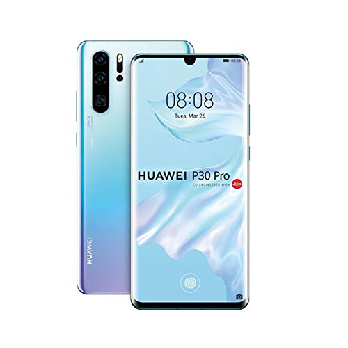 huawei p30 pro 16,4 cm (6.47) 8 gb 256 gb 4g blu 4200 mah