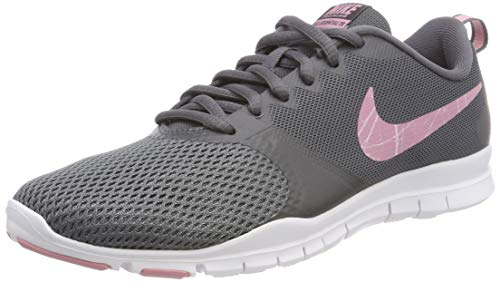 Nike Damen Flex Essential TR Sneakers, Schwarz Black/Anthracite/White 001, 43 EU