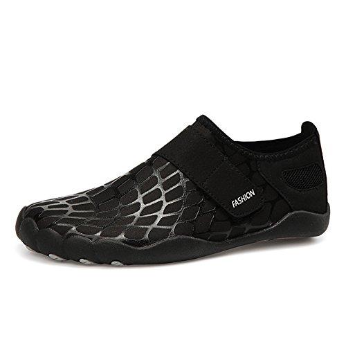 Exing Wasser Schuhe Herren Damen Outdoor Swim Barfuß Schuhe Sport Aqua Schuhe Quick Dry Schuhe Yoga Schuhe (Color : C, Größe : 39)