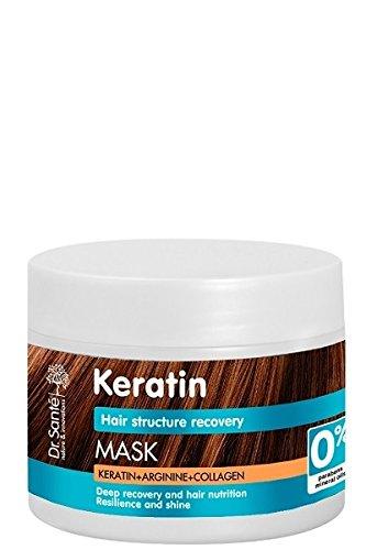 Dr. Santé Natural Hair Mask Keratin, Arginine and Collagen 300ml