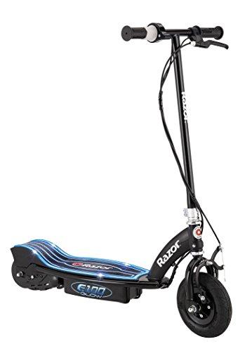 Razor 13111231 E100 Steel Electric Scooter, One Size (Glow)