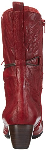 Think!ANA - Stivali bassi con imbottitura leggera Donna Rosso (Rosso 70)