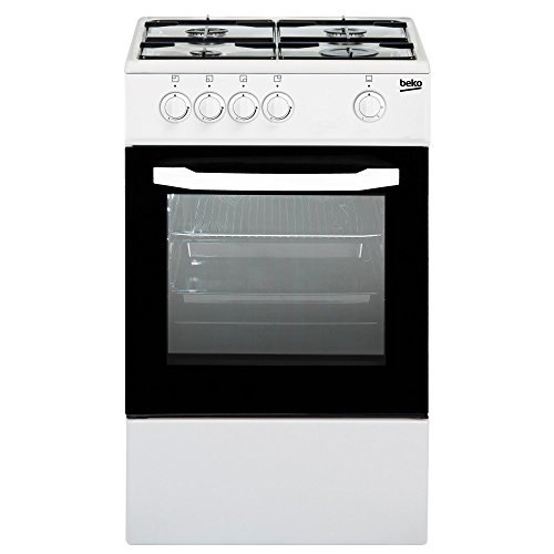 Beko CSG42001FW cucina Piano cottura Bianco Gas
