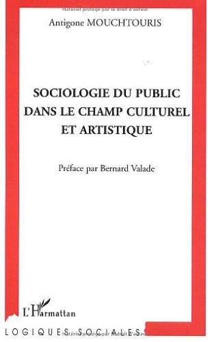 Sociologie du public dans le champ culturel et artistique