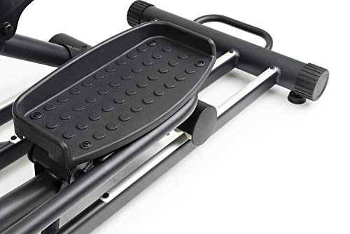 Hop-Sport Elliptical Crosstrainer HS-100C Ellipsentrainer Bluetooth 4.0 Smartphone Steuerung große Schrittlänge - 8