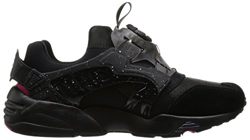 Puma Disc Blaze Baskets Schwarz (Black/Rose Red)