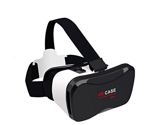 SISTEMA DE S UNIVERSAL VR GAFAS 3D VIRTUAL REALITY GAFAS PARA SMARTPHONES PARA PELICULAS Y JUEGOS 3D