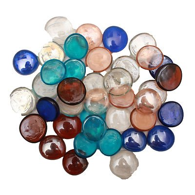 70-x-assorted-multi-colour-decorative-glass-pebble-stones-beads-vase-nuggets