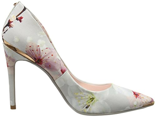 Ted Baker Kawaap, Talons Fermés Femme Multicolore (Oriental Blossom)
