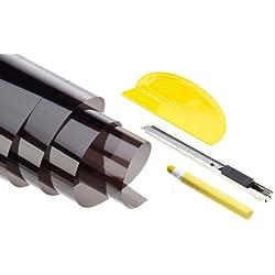 Profex 73794 - Juego para tintar lunas (75 x 152 cm y 50 x 152 cm)