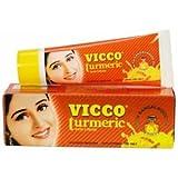 #2: Vicco Turmeric Skin Cream with Sandalwood Oil, 70 GM
