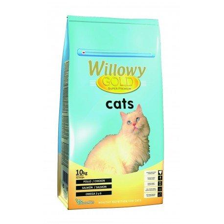 Willowy Gold Katzenfutter 15kg