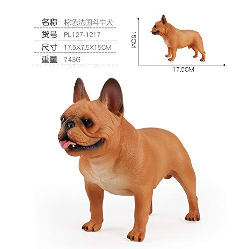 PGYZ Los niños Grandes simulación Bully Dog Bulldog
