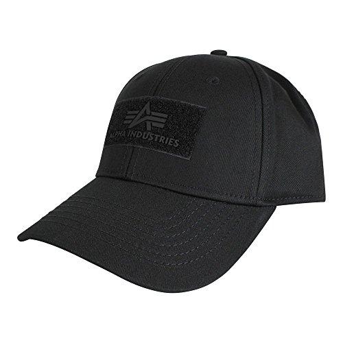 alpha-industries-velcro-cap-black-grosse-standard