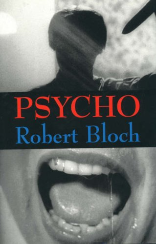 Book cover for Psycho