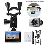 Funihut Support de rétroviseur de Voiture de Support de caméra enregistreur de Conduite pour Le Montage de la Voiture DVR YI Cam