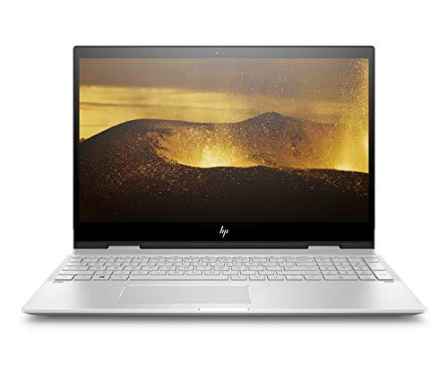 """HP ENVY x360 15-cn1000nl Argento Ibrido (2 in 1) 39,6 cm (15.6"""") 3840 x 2160 Pixel Touch screen 1,6 GHz Intel® CoreTM i5 di ottava generazione i5-8265U"""
