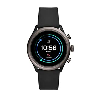 Fossil Herren-Smartwatch mit Silikon Armband FTW4019 (B07M79D4RH) | Amazon price tracker / tracking, Amazon price history charts, Amazon price watches, Amazon price drop alerts