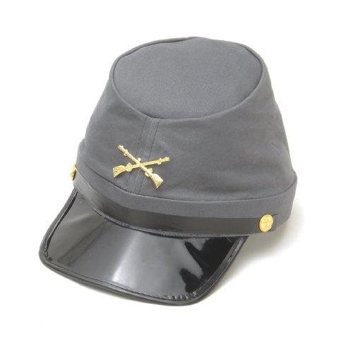 Forum Novelties Inc. Hat - Confederate Kepi Accessory