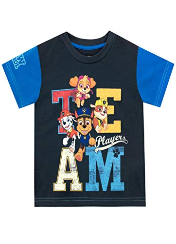 Paw Patrol Jungen Marshall and Chase T-Shirt 104 -