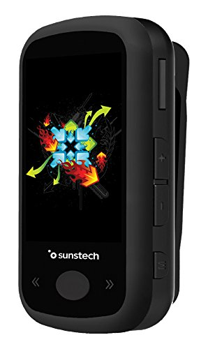 Sunstech ibizabt–MP4-Player, Schwarz Grabadora De Audio Y Video