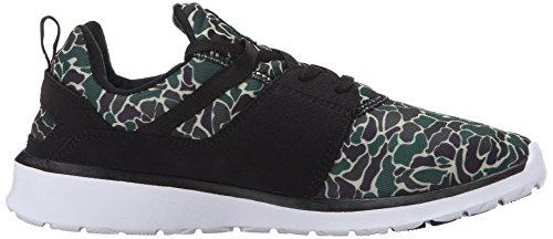 DC - - Uomo-heathrow SE scarpa Black Camouflage
