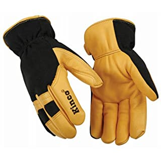 KINCO INTERNATIONAL XLG Men Deerskin Glove