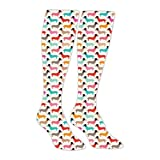Photo de ocaohuahuaba Chaussettes unisexe avec inscription « I am a writer Anything you say or do may be used in a story » par ocaohuahuaba