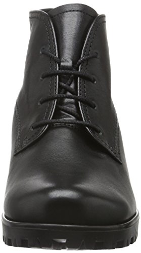 Gabor Shoes 52.865 Damen Kurzschaft Stiefel Schwarz (Schwarz (micro) 57)