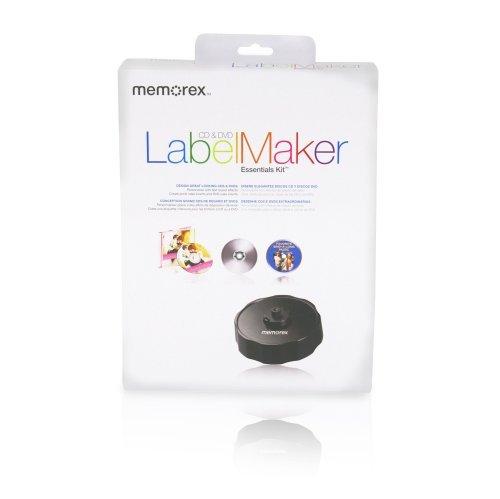 Memorex CD DVD Label Maker Kit 98977 by Memorex