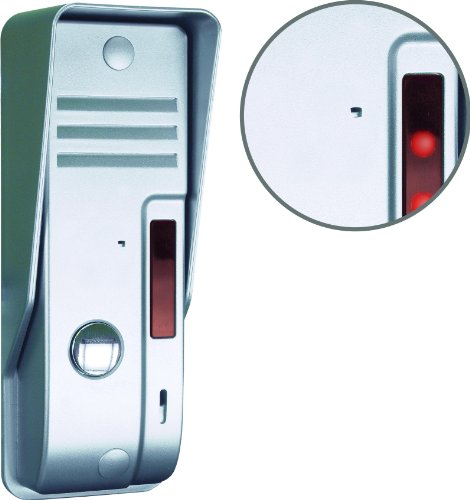 Smartwares Door Phone System with Monitor VD54A SW