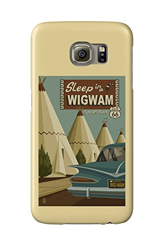 holbrook-arizona-route-66-wigwam-village-motel-galaxy-s6-cell-phone-case-slim-barely-there