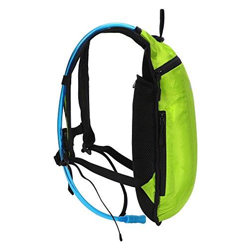 Imagen de veevan bolsas de agua para  ligeras de volumen de 2l al aire libre verde  alternativa