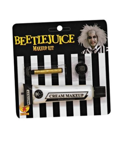 Rubie's Official Beetlejuice Makeup Kit - Fancy Dress Accessory