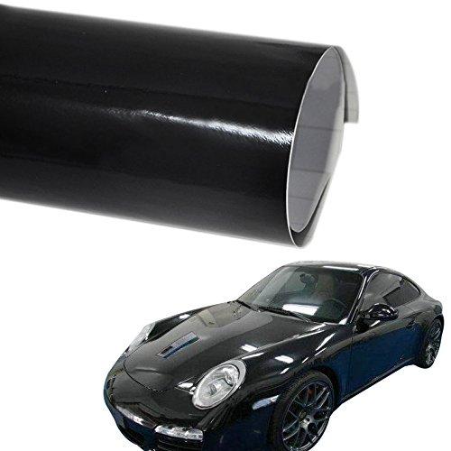 Rokoo Aufkleber Mode Autoüberzug Farbe Verpackungs-Rollenaufkleber 152x50CM 8 Farben Film Vinyltönung -Geschenk (Auto Tönung 60)