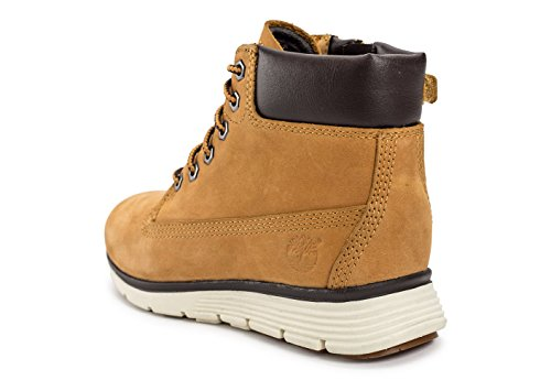 Timberland Killington Youth Wheat Nubuck Ankle Boots Marron