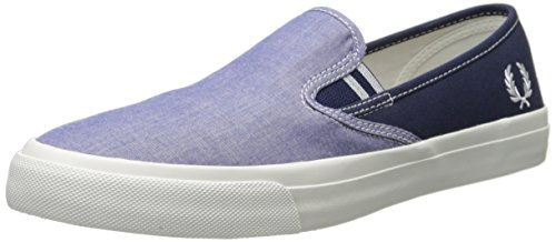 Fred Perry Turner Slip On Rich Blue 44