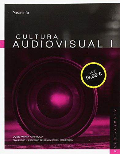 Cultura audiovisual I : LOMCE por José María Castillo Pomeda
