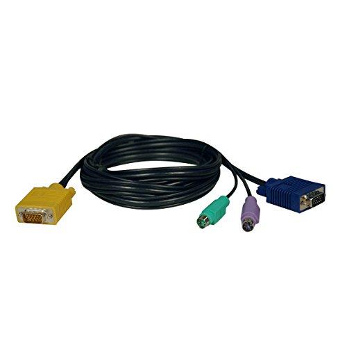 Tripp Lite 6ft KVM Switch PS/2-in Kabel Kit für B020Abdeckung–008/016Serie B022–016und B022Desktop Serie