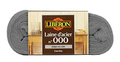 LIBERON Laine d'acier n°000 - Mise en cire - 150gr