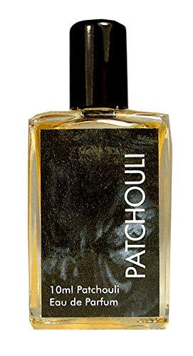 Original Teufelsküche Patchouli Natur, Eau de Parfum unisex, Gothic Parfum, Mini Flakon, 10ml Glasflakon, Gotik Patchouly -