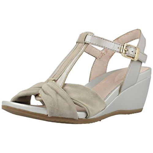 Sandali e infradito per le donne, colore Grigio , marca STONEFLY, modello Sandali E Infradito Per Le Donne STONEFLY SWEET II Grigio Grigio
